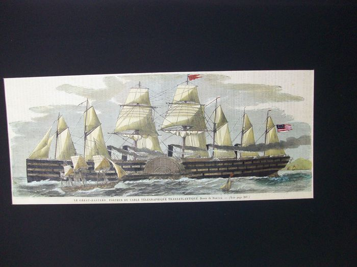 Lot of 6 antique hand colored engravings