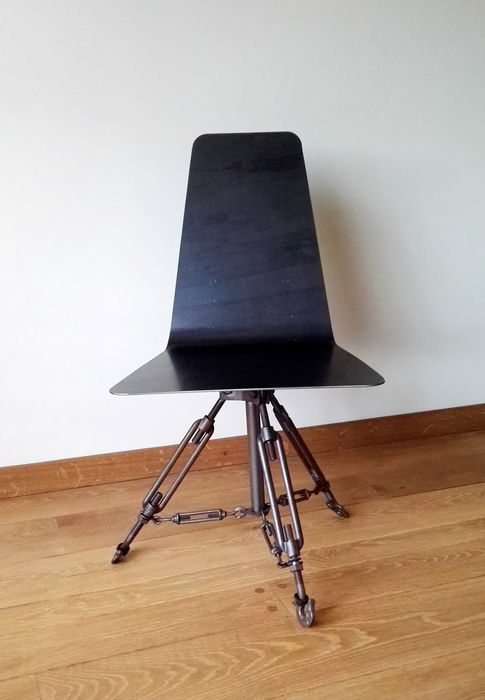 Industrial designed chair catawiki - Cb industry chair ...