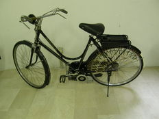 Aquila - bicycle with a Garelli Mosquito engine - 1960