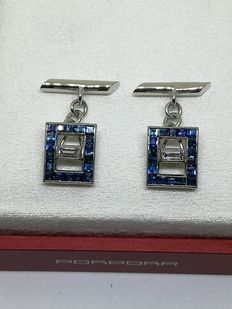 Petochi – cufflinks with certificate