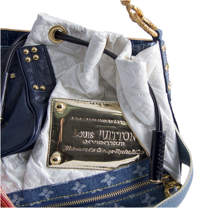 4725471cdaf3 Louis Vuitton – Tribute Patchwork – Bag – Limited Edition - Catawiki