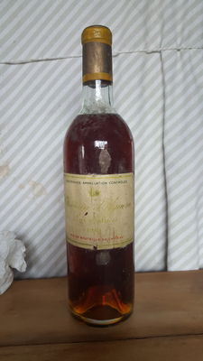 1961 Chateau d'Yquem – 1 bottle