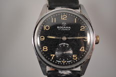 Rodania vintage men's watch from the 1960,s