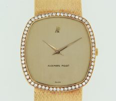 Audemars Piguet – Geneve – men's wristwatch – from 1970-1980