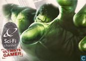 "Sci-Fi channel ""Ultimate Gamer"" the Hulk"