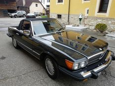 Mercedes-Benz - 380 SL R 107 - 1985