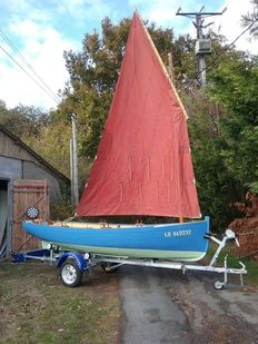 Dinghy type - model  Aber - 1995