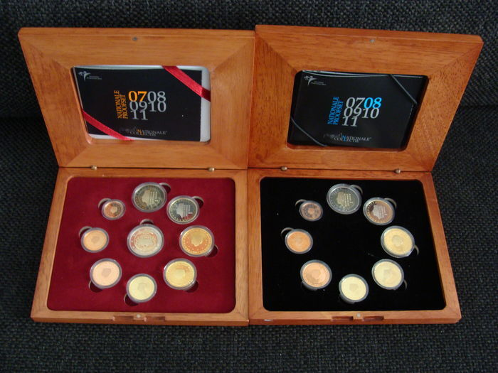 The Netherlands - Year sets 2007 and 2008