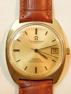 Omega Constellation Automatic Chronometer Watch - Men's watch - Ref: 32.067.089