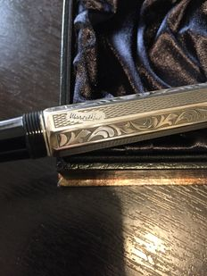 MONTBLANC Limited Edition Marcel Proust fountain pen MOD 28654 never used rare piece from collection with box and all paperwork.   Real deal