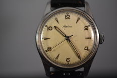 Alpina vintage men's watch from the 1950,s