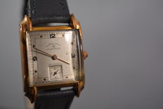 Election Grand Prix Art deco vintage men,s watch from the 1930,s