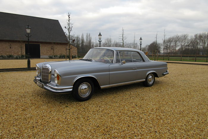 Mercedes benz 250 se coup 1966 catawiki for Mercedes benz 250 se