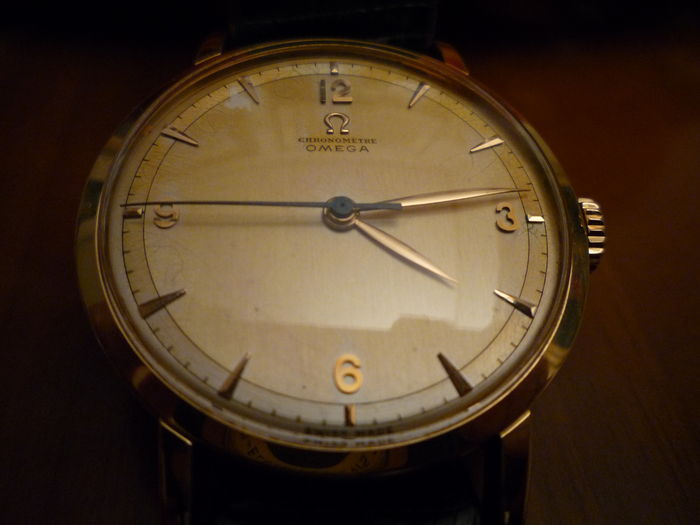 Omega - Men's wristwatch, Chronometer - prob. 1970s