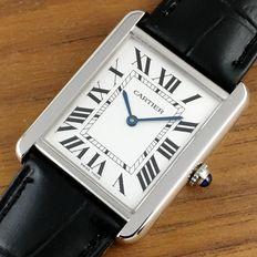 Cartier Tank  Solo XL size ref. 2715 - Men´s Watch