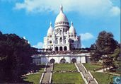 The Basilica of the Sacre Coeur