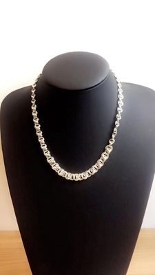 Silver 835 necklace