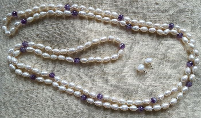 big baroque diy genuine freshwater real pearls super item beads strand strands quality pearl