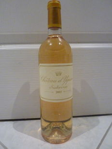 2005 Chateau d'Yquem Lur Saluces Sauternes – 1 bottle