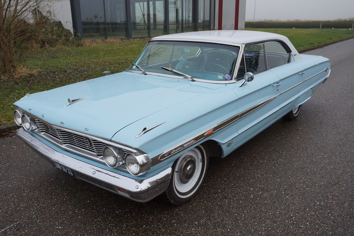 Ford - Galaxy 500 XL Country - 1964