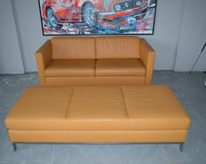 Norman Foster for Walter Knoll - Foster 500 sofa & upholstery sofa