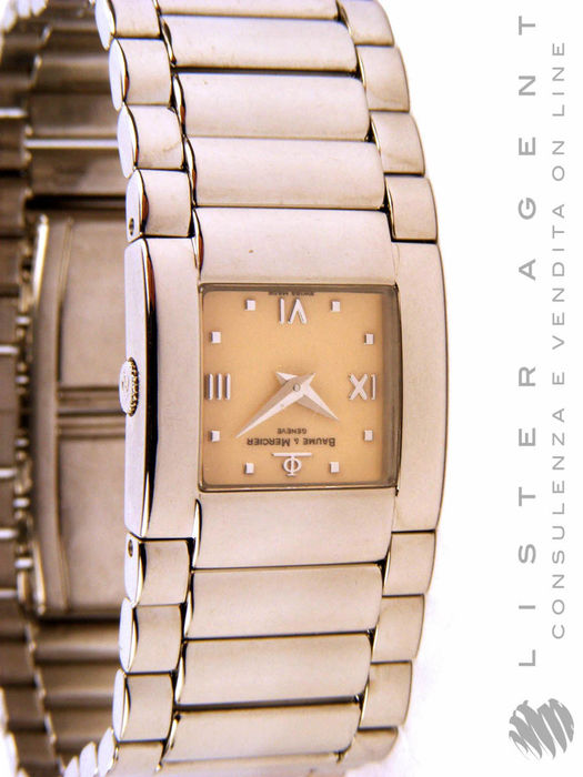 Baume et Mercier Catwalk lady, salmon Ref. MVO45219 – watch