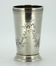 Silver cup, Russia, Moscow, 1891