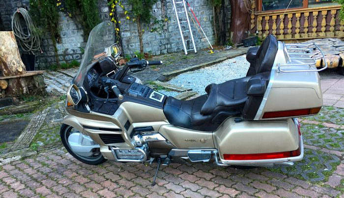honda goldwing 1500 1989 catawiki. Black Bedroom Furniture Sets. Home Design Ideas