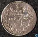 United Kingdom 3 pence 1878