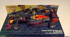 Minichamps - Scale 1/43 - Red Bull RB 12 Max Verstappen Spain 'The first win'