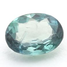 Alexandrite (Color change) - 0.55 ct