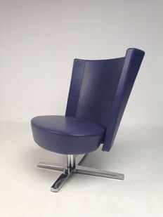 "Sandin & Bulov for Materia – lounge chair, model ""Centrum Grande"""