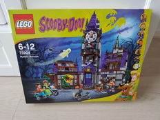 Scooby-Doo - 75904 - Mystery Mansion