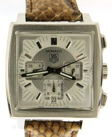 TAG Heuer Monaco Ref. CW2112- men's watch  - ca 2003
