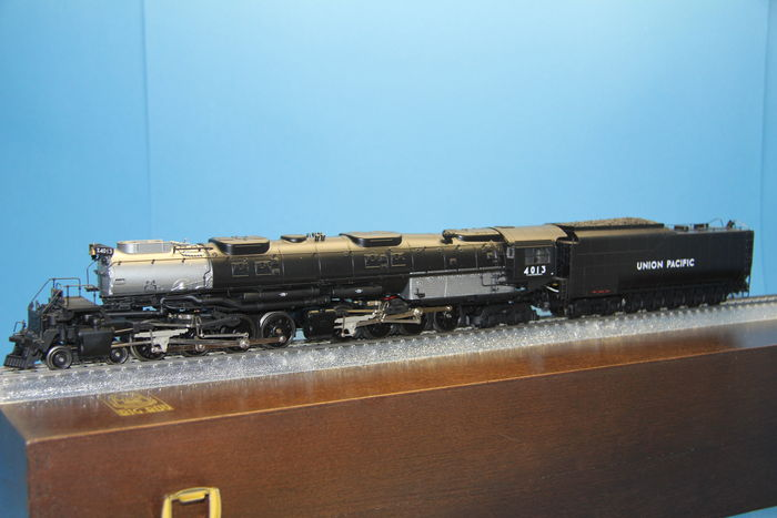 "Märklin H0 - 37990  - Steam locomotive with tender Class 4000 ""Big Boy"" of the Union Pacific"