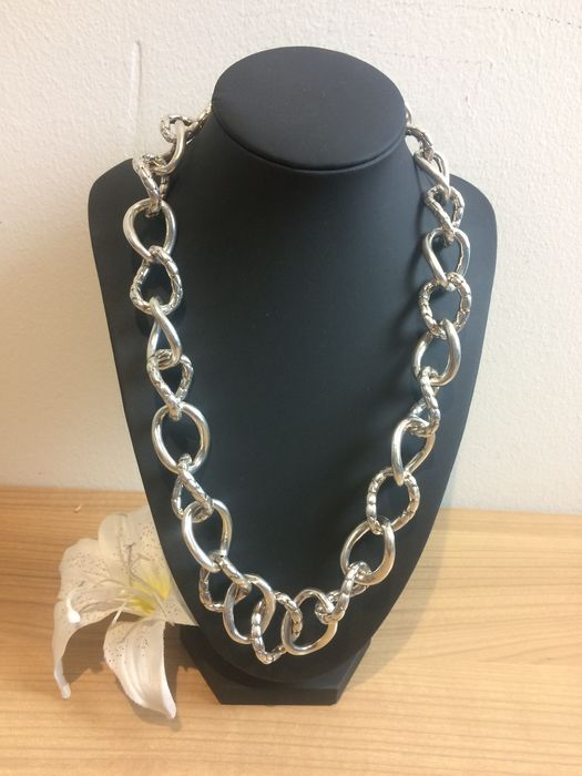 Collana in argento 925/1000