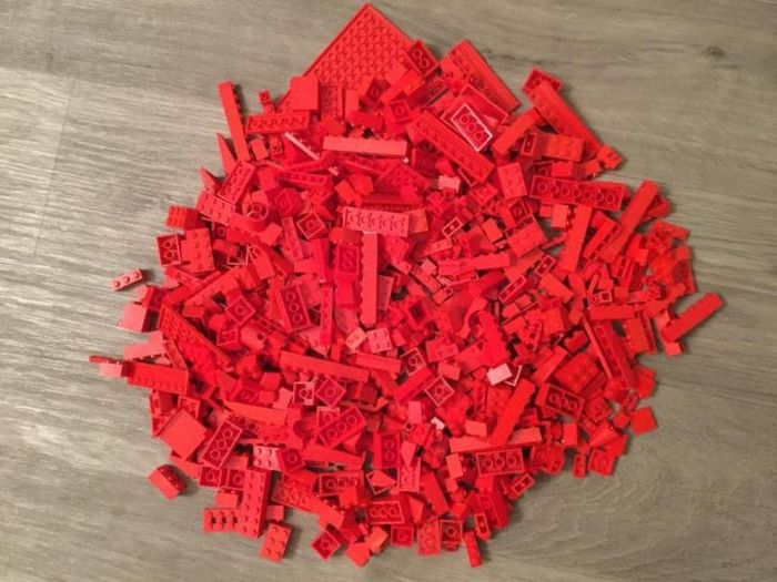 Assorted - 9.2 kg Lego