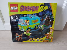 Scooby-Doo - 75902 - The Mystery Machine