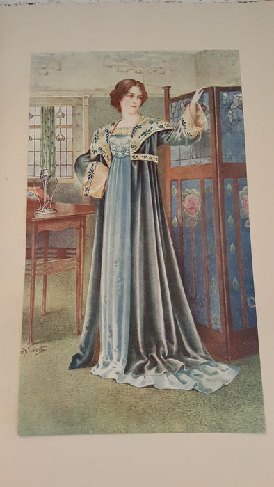 Liberty & Co Fashion Catalogue Dress and Decoration - ca. 1908