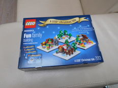 Employee Gift - 4000013 - A Lego Chistmas Tale