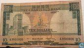 Hong Kong 10 Dollars ND (1970-75)