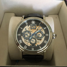 Constantin Durmont skeleton – men's watch – 2016, never worn