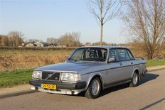 Volvo 240 GL 2.3 1991 in good and neat condition