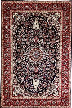 Chinese carpet, exclusive and very fine, 279 x 180 cm