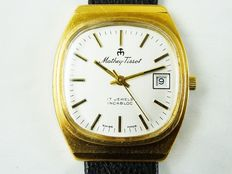 MATHEY TISSOT – Swiss men's watch from the 1960s.