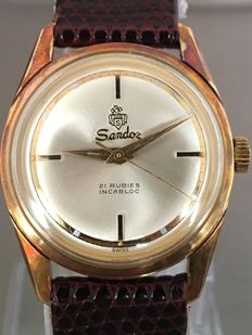 Sandoz -- Men's wristwatch -- Approx. the 1970s