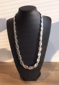 Heavy silver necklace and/or set 925k
