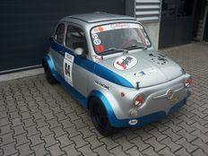 Fiat - 500 Abarth 695 racer - 1973