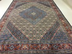 Persian rug, Moud with silk, 380 x 265 cm