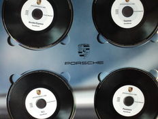 Porsche - soundtrack album - 4 CD of - Edition 2010 - 911, Panamera, Cayenne, Cayman, Boxter